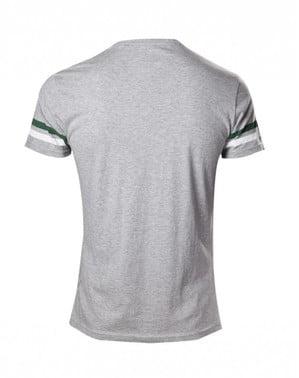 Harmaa Link T-paita