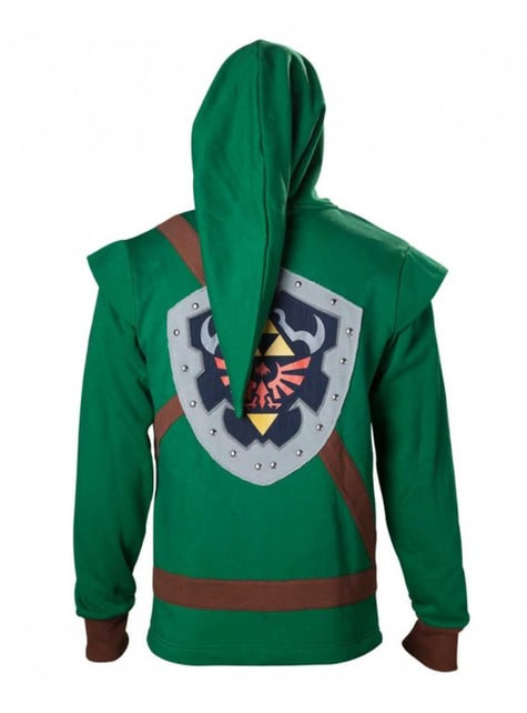 Link sweatshirt for adults