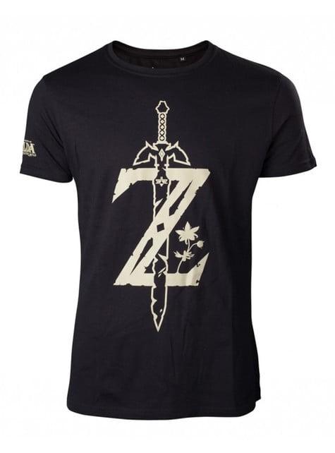 Black The Legend of Zelda t-shirt