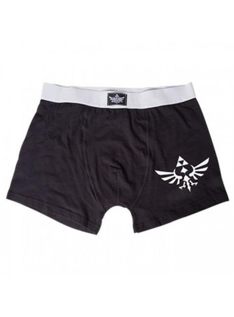 Hyrule Zelda boxer shorts for men