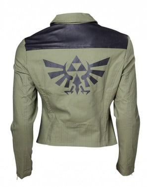 Cazadora de Zelda para mujer