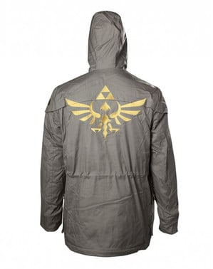 Zelda parka for men
