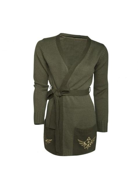 Hyrule Zelda jacket for women