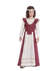 Anna medieval courtesan costume for girls  sc 1 st  Funidelia & Medieval Costumes for girls online | Funidelia
