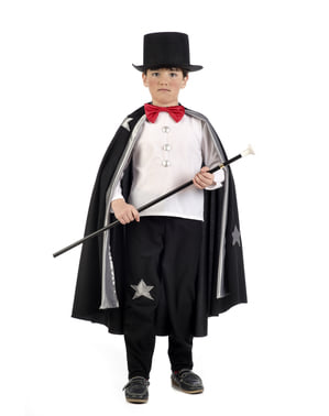 Magician Illusionist Costume for boys