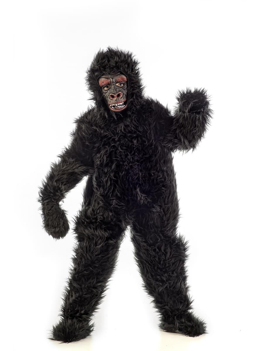 gorilla kostume
