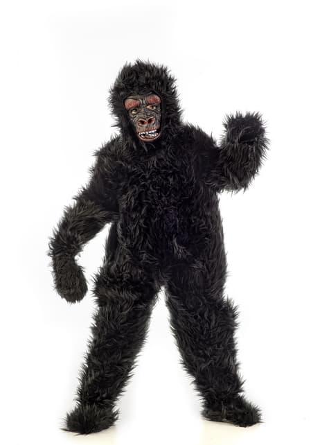 Disfraz de gorila gorilón infantil