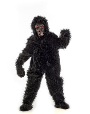 Strój duży goryl dla dzieci