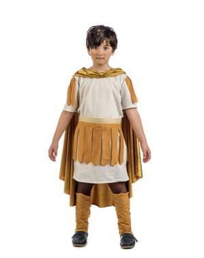 Calisto római jelmez egy gyermek számára
