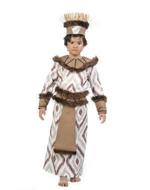 African Costume for Boys