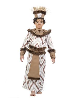 Afrikaans kostuum voor jongens