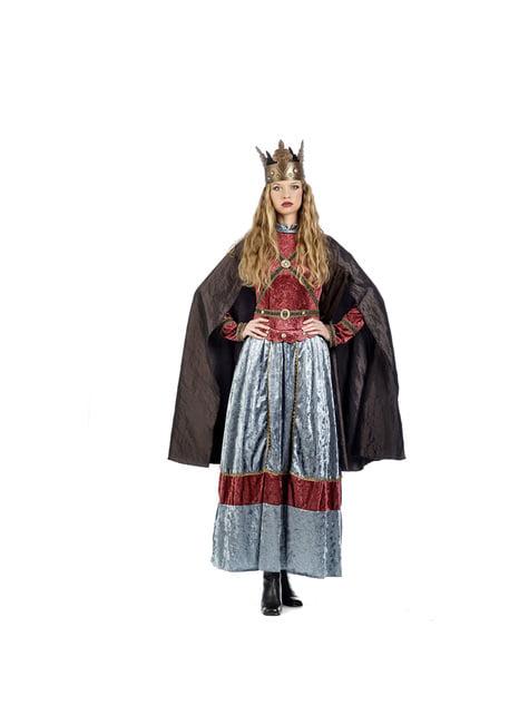 Capa de Reina Isabel para mujer