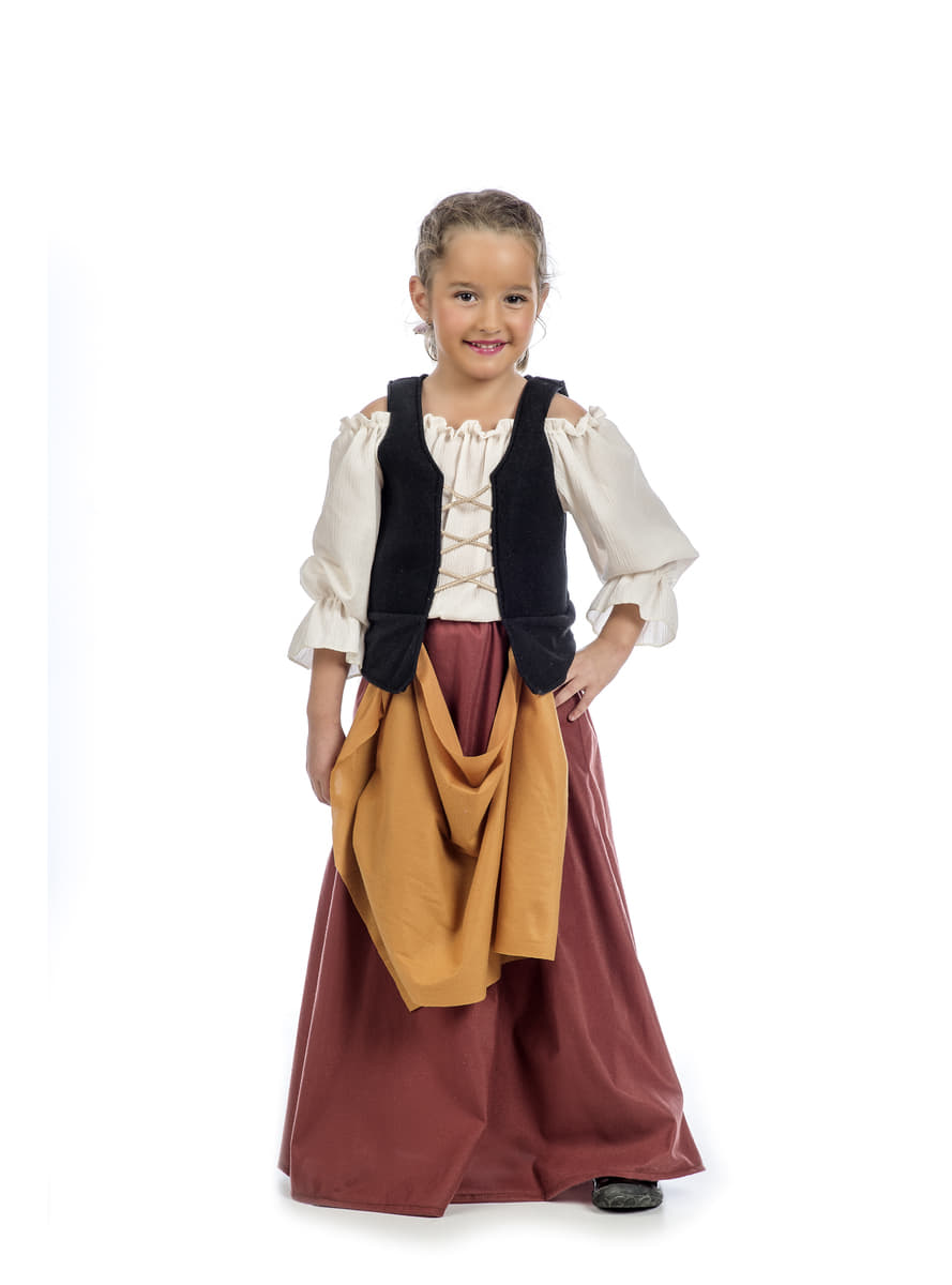 Medieval peasant girl costume  sc 1 st  Funidelia & Medieval peasant girl costume. The coolest | Funidelia