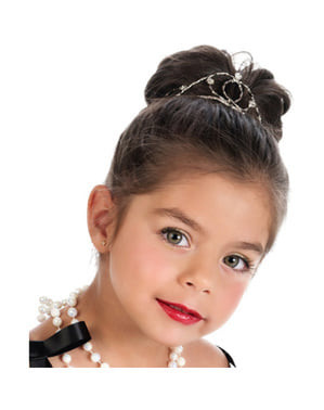 Coroa de estrela de Hollywood para menina