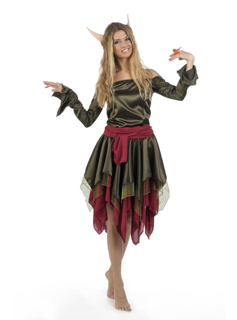 Fairy Costume with Magic for women