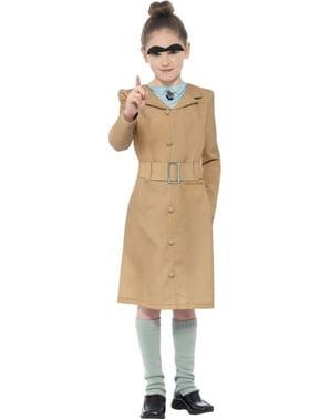 Disfraz de Miss Trunchbull Roald Dahl para niña