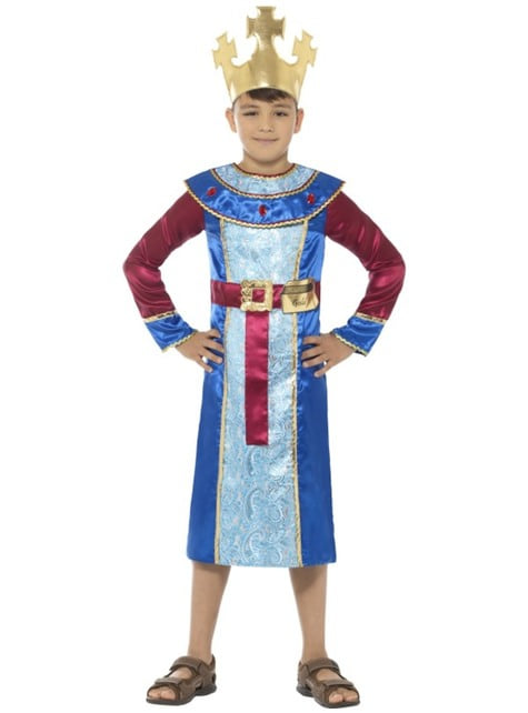 Fato de rei Belchior classic para menino