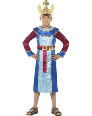 Boys' King Melchior costume for boys
