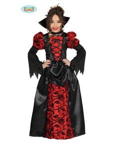 disfraz de vampiresa gtica roja y negra classtruncate_ellipsis para ni