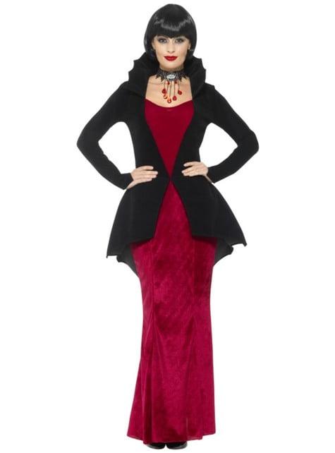 Déguisement vampiresse imposante femme