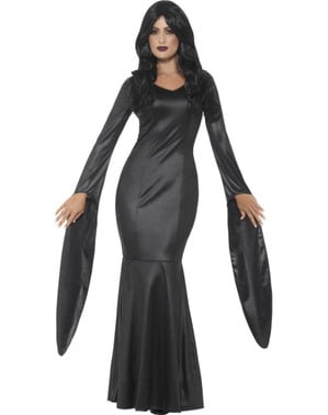 Women's immortal vampiress costume