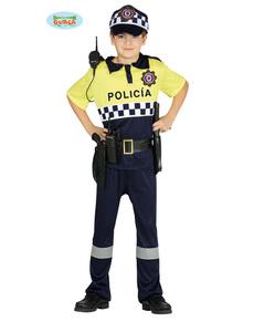 Disfraces de Policía para niño 16b56f8473e