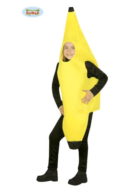Kostium zdrowy banan dla dziecka