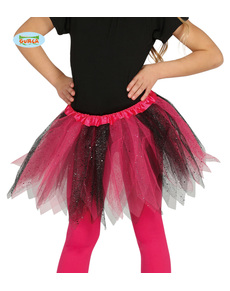 df2a123261 tutu cor-de-rosa e preto com brilhante para ...  class