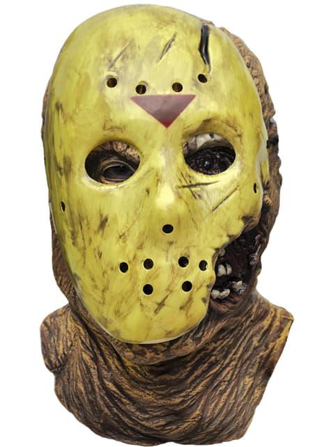 Máscara de Jason Viernes 13 Parte 7 de látex para adulto