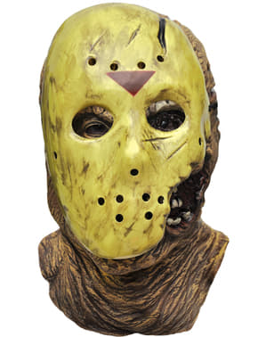Jason Fredag den 13. Del 7 latex maske for voksen