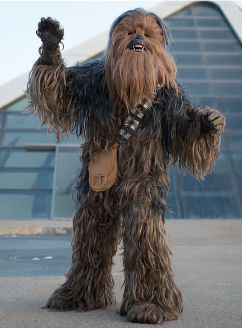 תלבושות למבוגרים Chewbacca העליון