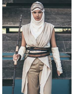 """Дамски костюм на Рей от """"Междузвездни войни: Силата се пробужда"""""""