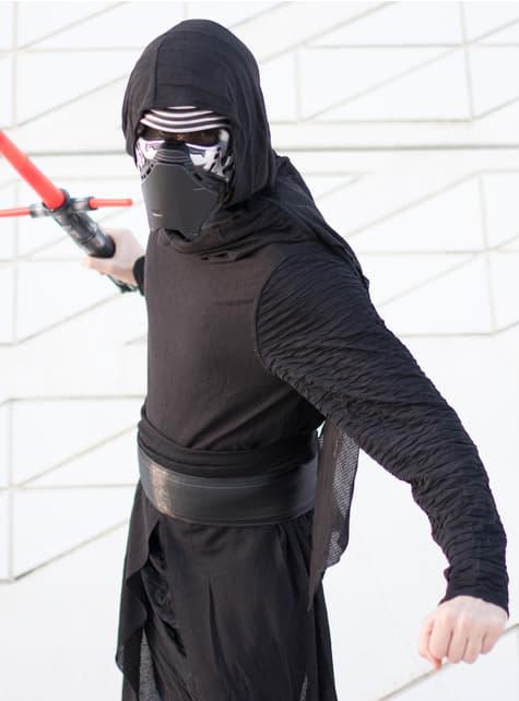 Mens Kylo Ren Star Wars The Force Awakens Deluxe Costume