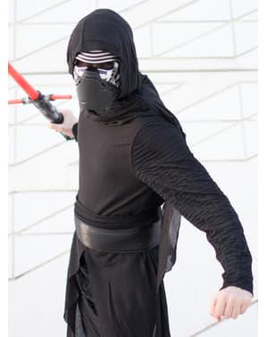 Costum Kylo Ren Star Wars Episodul 7 deluxe pentru bărbat