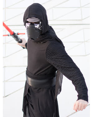 Star Wars: The Force Awakens Kylo Ren Deluxe Maskeraddräkt Herr