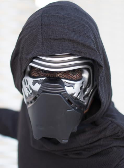 Disfraz de Kylo Ren Star Wars Episodio 7 deluxe para hombre - original