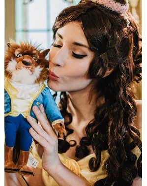 Dámská paruka Bella Kráska a zvíře