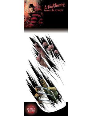 Sticker klauw Freddy Krueger