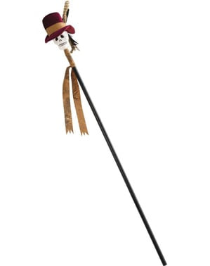 Bastone da stregone voodoo