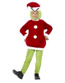 Disfraces infantil para navidad funidelia - Disfraz papa noel nino ...