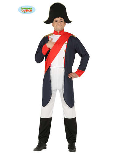 French general costume for men | Funidelia