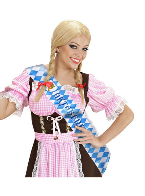 Banda de Oktoberfest - para tu disfraz