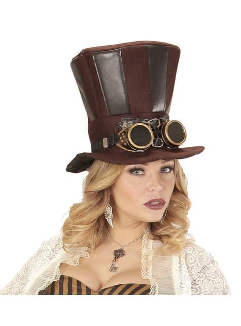 Pendientes steampunk con forma de alas - para tu disfraz