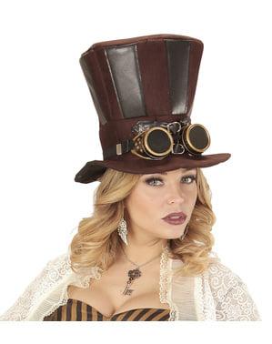 אגף בצורת עגילי steampunk