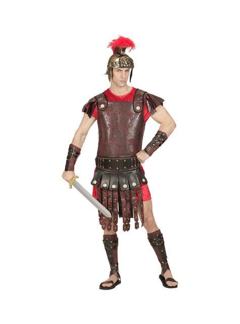 Brazaletes de gladiador romano para adulto - Halloween