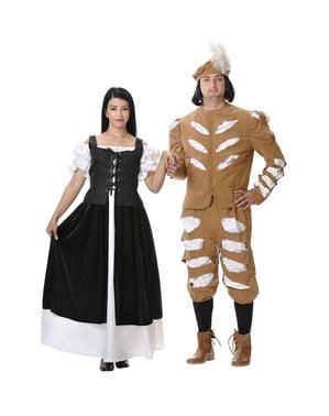 Komtur Kostüm