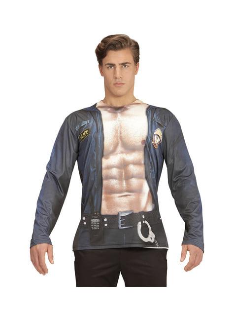 Disfraz de policía stripper sexy para hombre