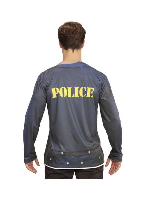Disfraz de policía stripper sexy para hombre - hombre
