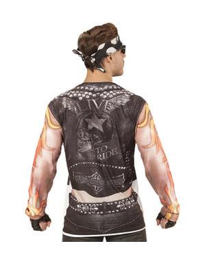 Bad Biker חולצת טריקו