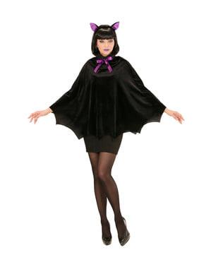Costume da pipistrello notturno per donna